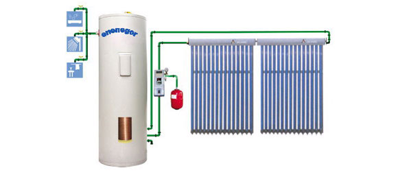 Solar Heating Products
