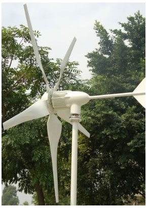 Wind Power for Home