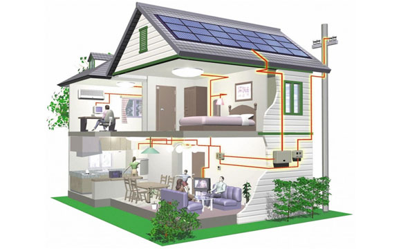 How can i use solar power in my home for How to use solar energy in your home