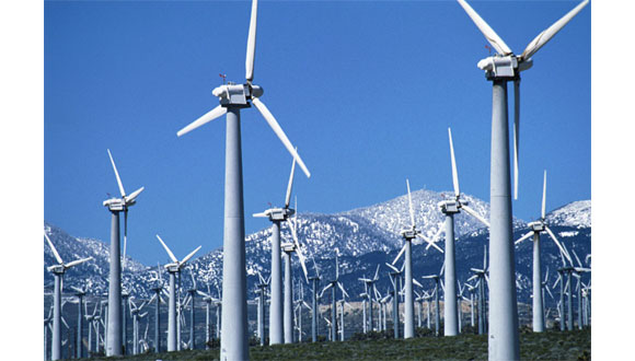 Wind Farms Picture
