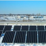 How well do Solar Panels Work in the winter?