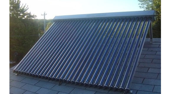 Solar Hot Water Panels