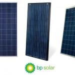 BP Photovoltaic Solar Panels
