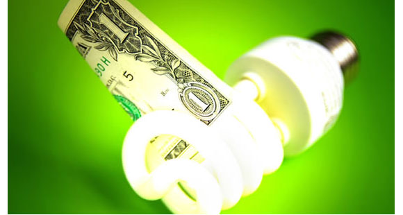 Green Energy Business Incentives and Money