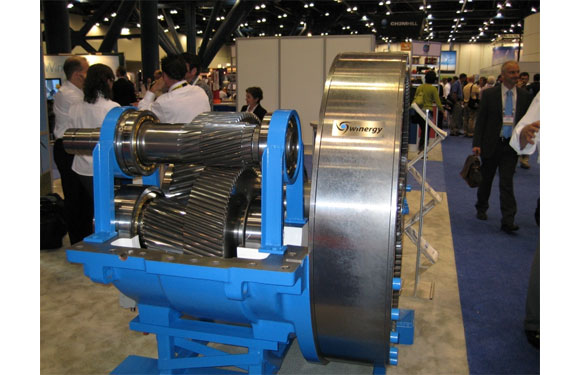 Wind Turbine GearBox - Wind Turbine Kits and Parts