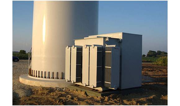 Wind Turbine Transformer and Wind Power