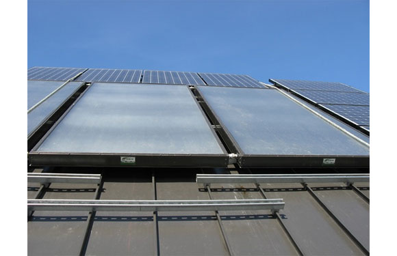 Ways to Use Active Solar Heating