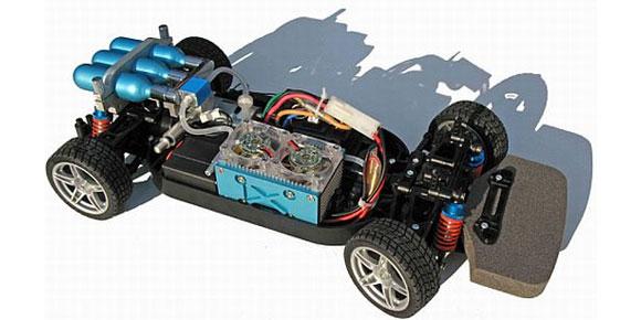 DIY Hydrogen Car