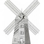 How to Build a Solar Power Windmill?