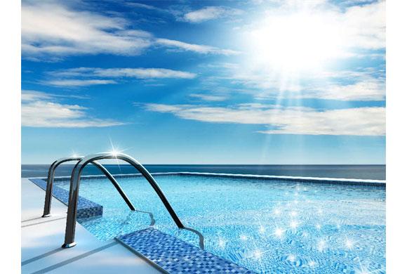 Pool Heating and Sun