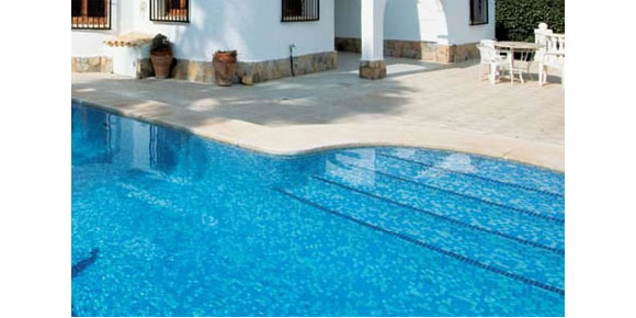 Solar Pool with Heater