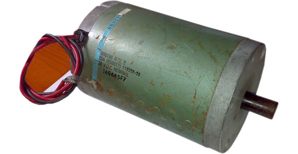 Amatek Wind Power DC Motor